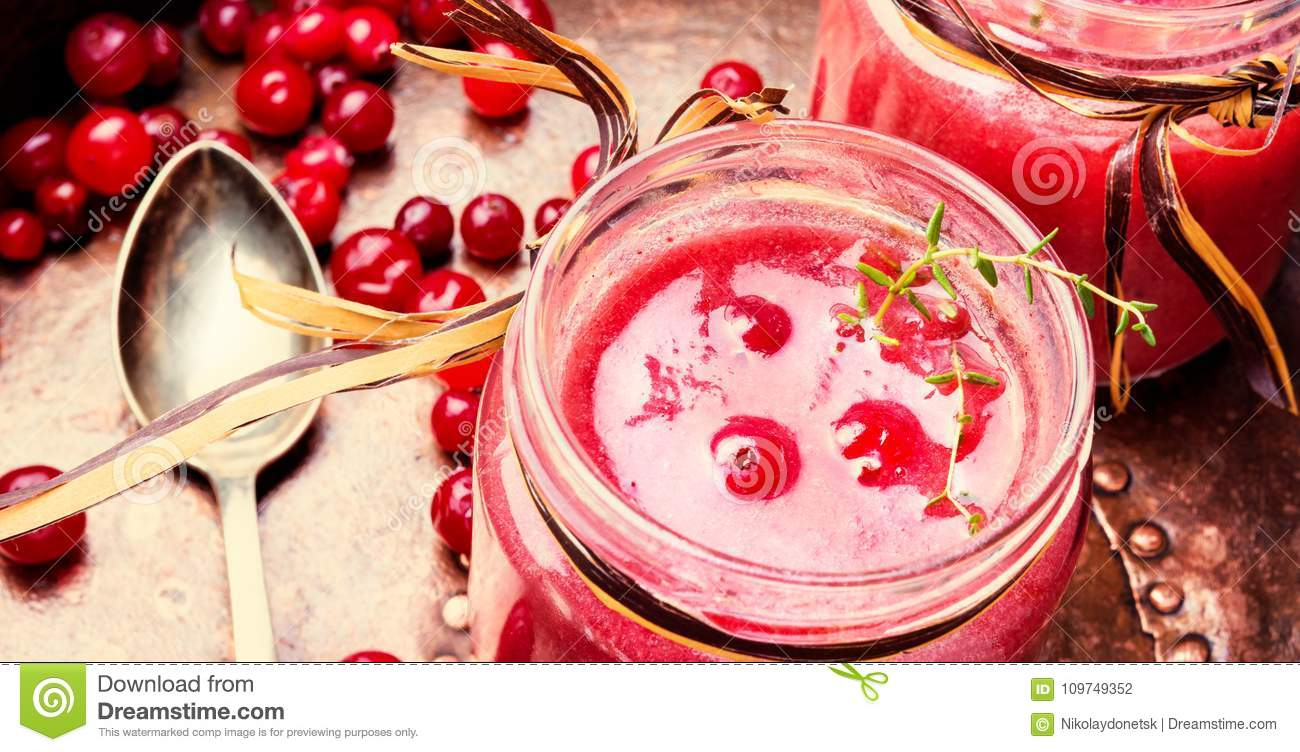 Berry Cranberry Smoothie