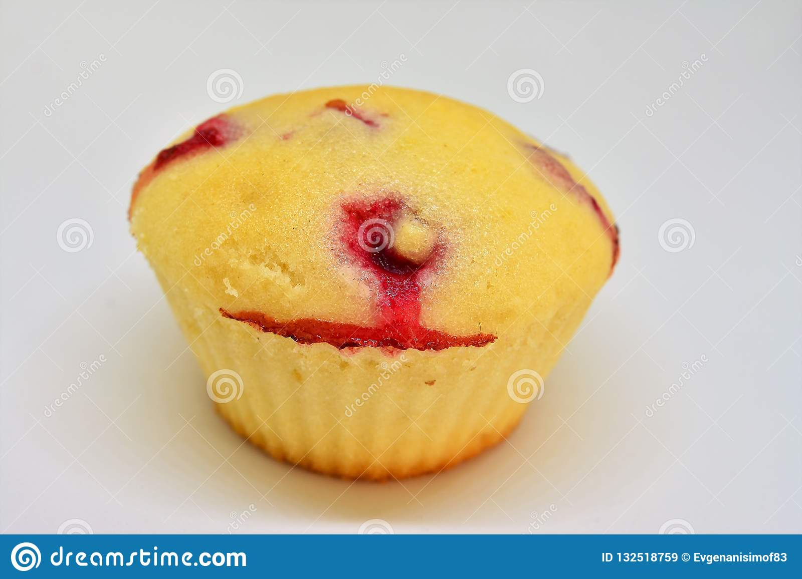 Berry Small Cupcakes