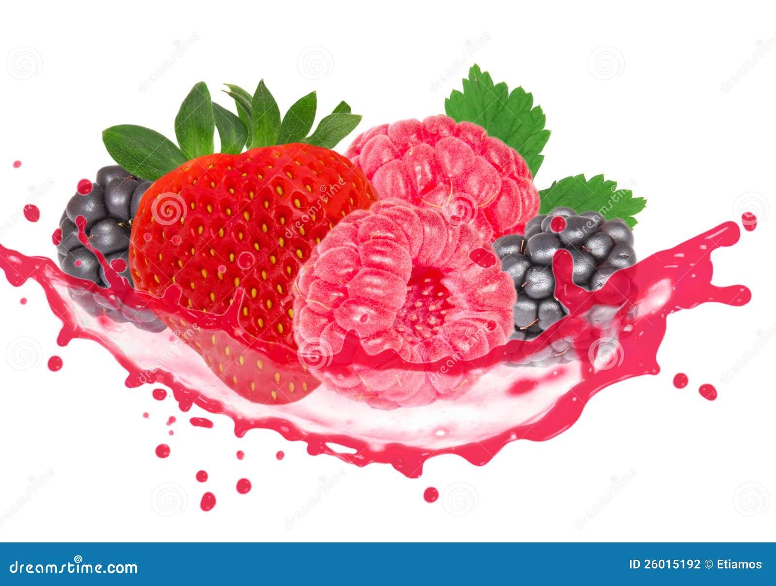 Berry splash