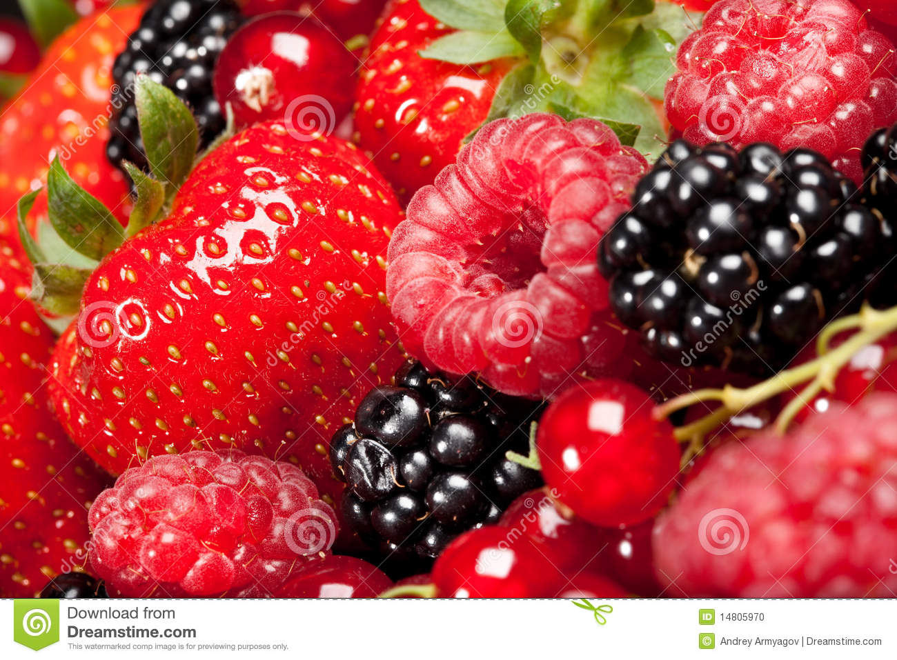 Berrys Stock Photo - Image: 14805970