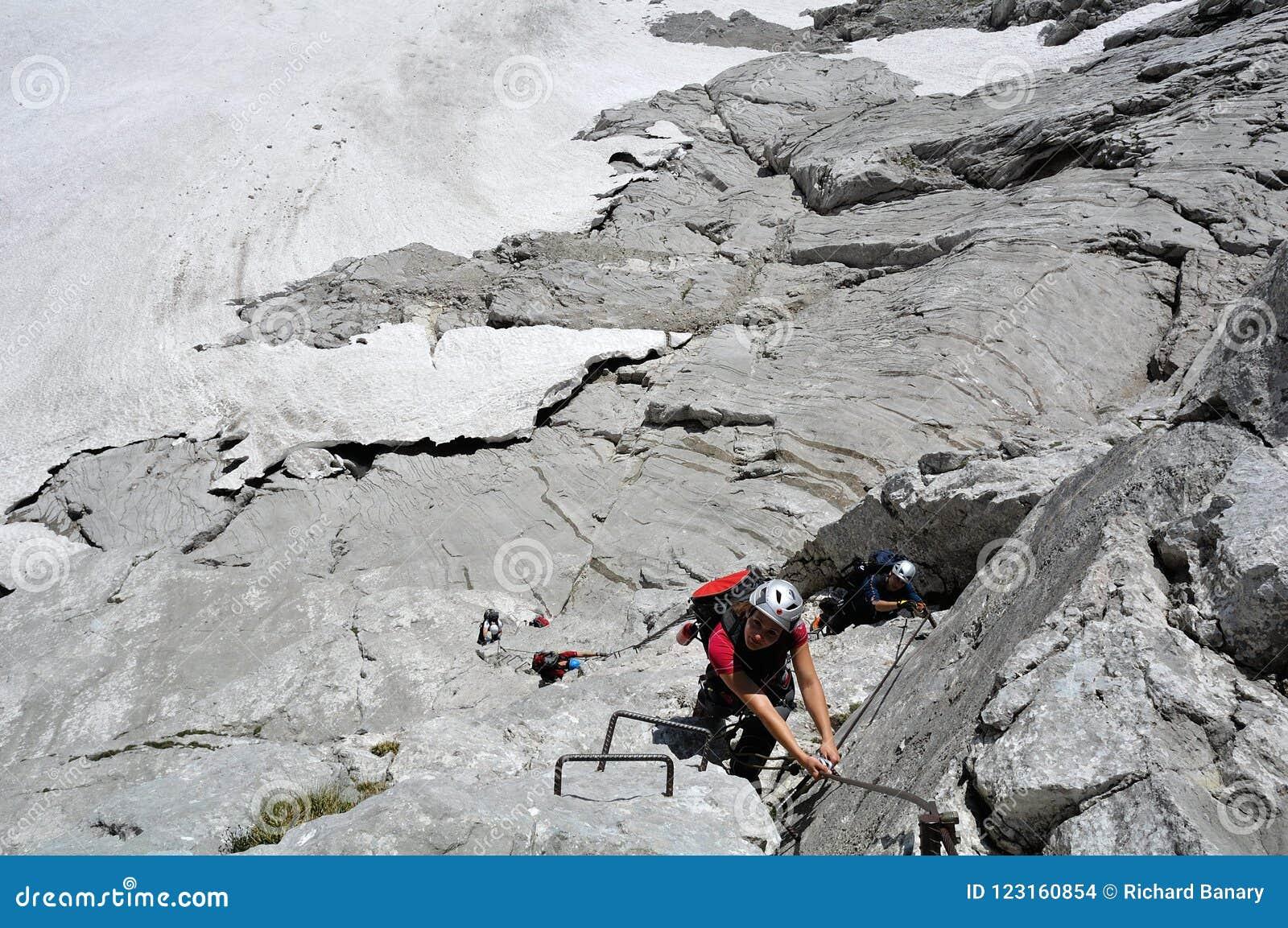 Klettergurt Mit Jelent : Klettersteig tour großer priel: fotogalerie tourfotos fotos zur