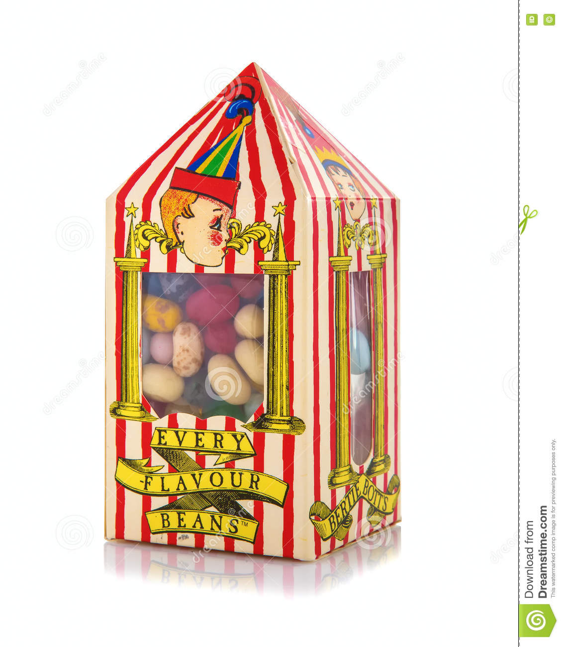 Bertie Botts Every Flavor Beans - Harry Potter Bertie Bott\'s Every ...