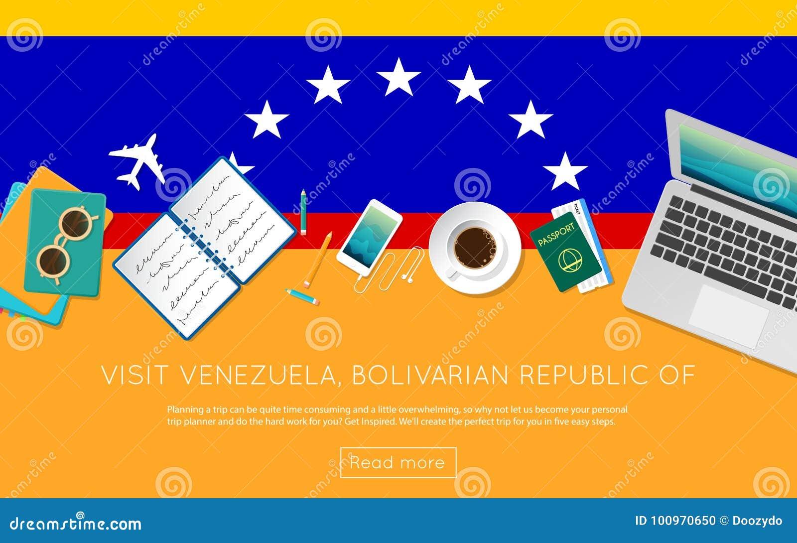 Besök Venezuela, Bolivarian republik av begreppet