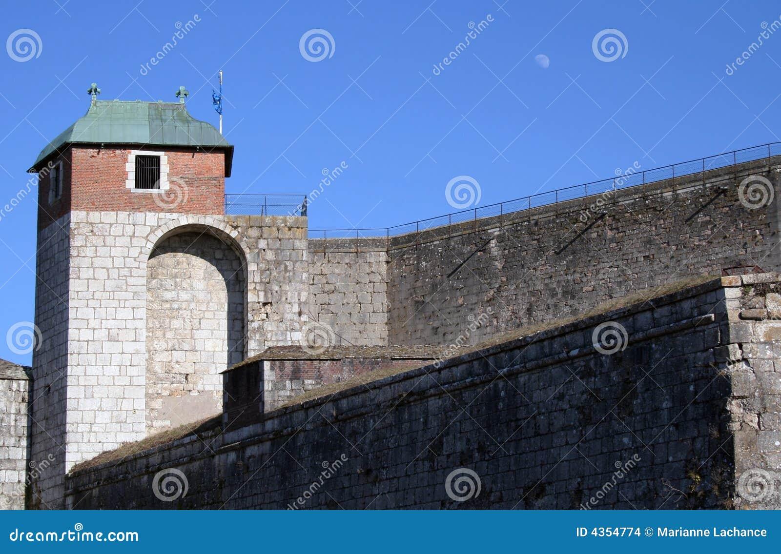 Besancon Fortress