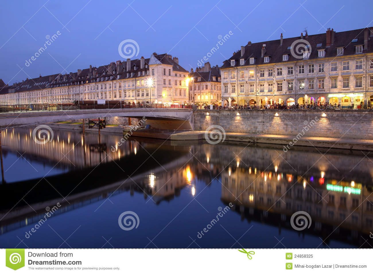 Besancon France  city photos : ... in the city of Besancon Franche Comte province in eastern France
