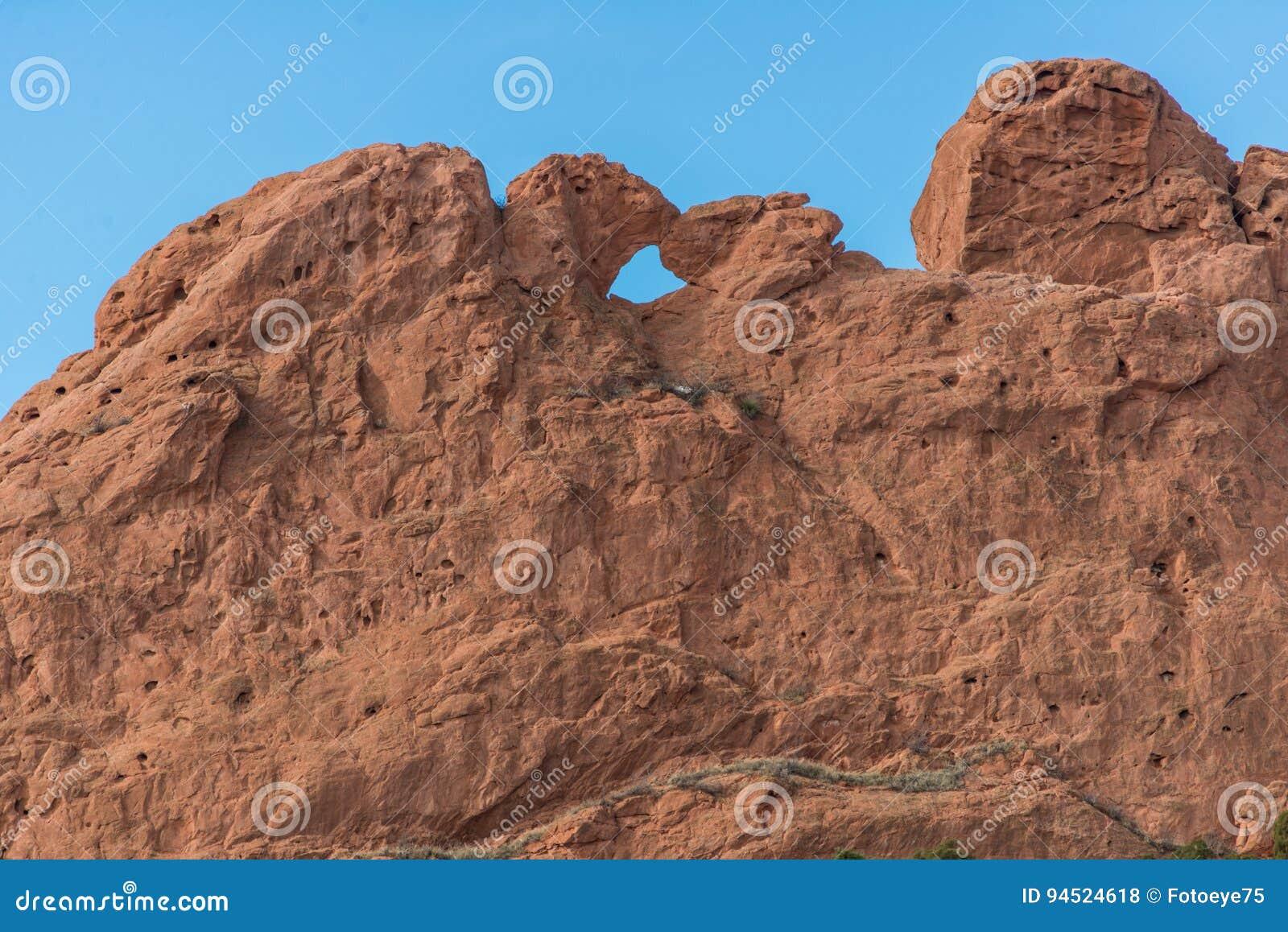 Besar El Jardín De Los Camellos De Dioses Colorado Springs Foto de ...