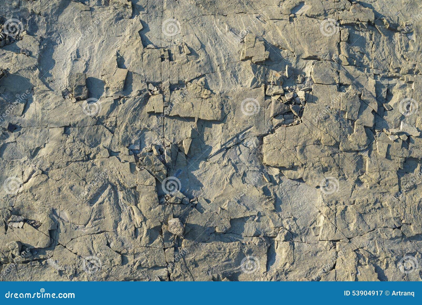 Beschaffenheit überlagert metamorphe Gesteine