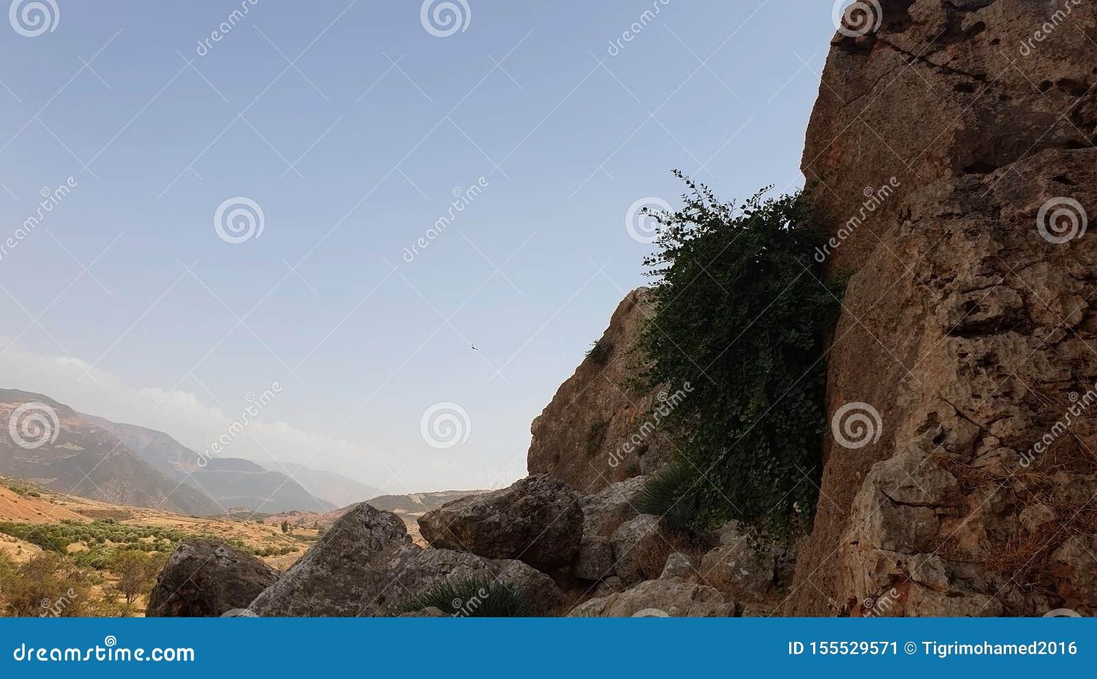 Beschaffenheit des Berges