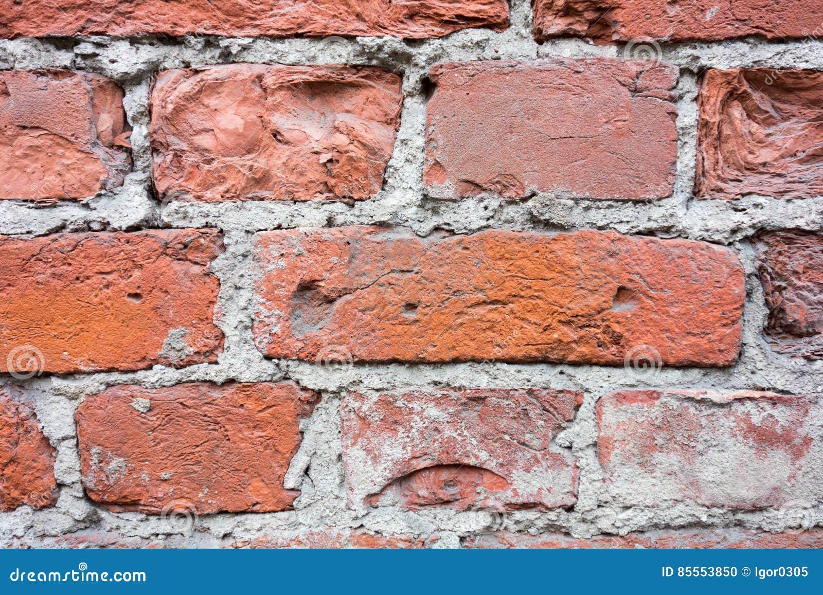 Beschaffenheit einer alten Wand