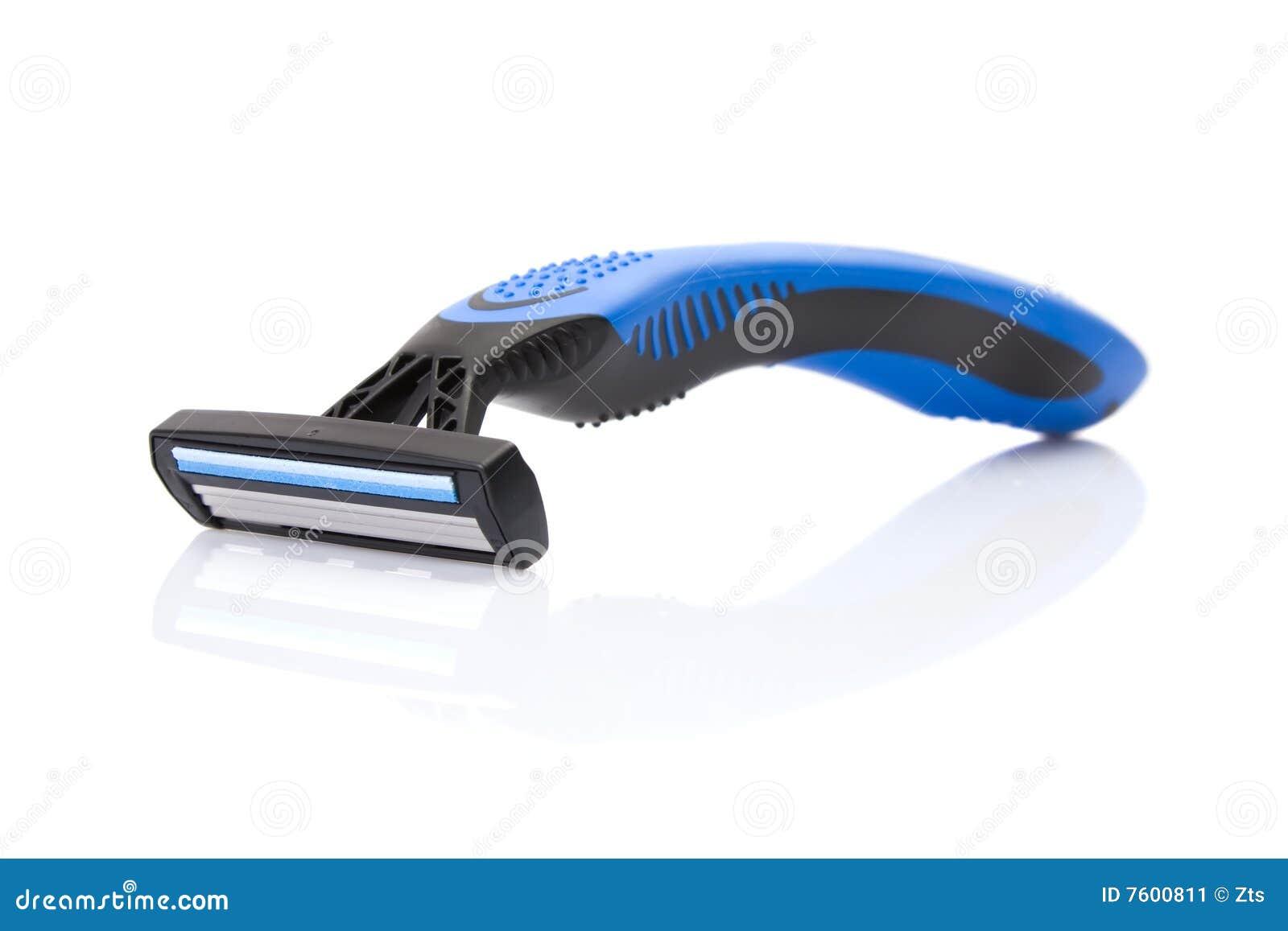 Beschikbaar het scheren scheermes