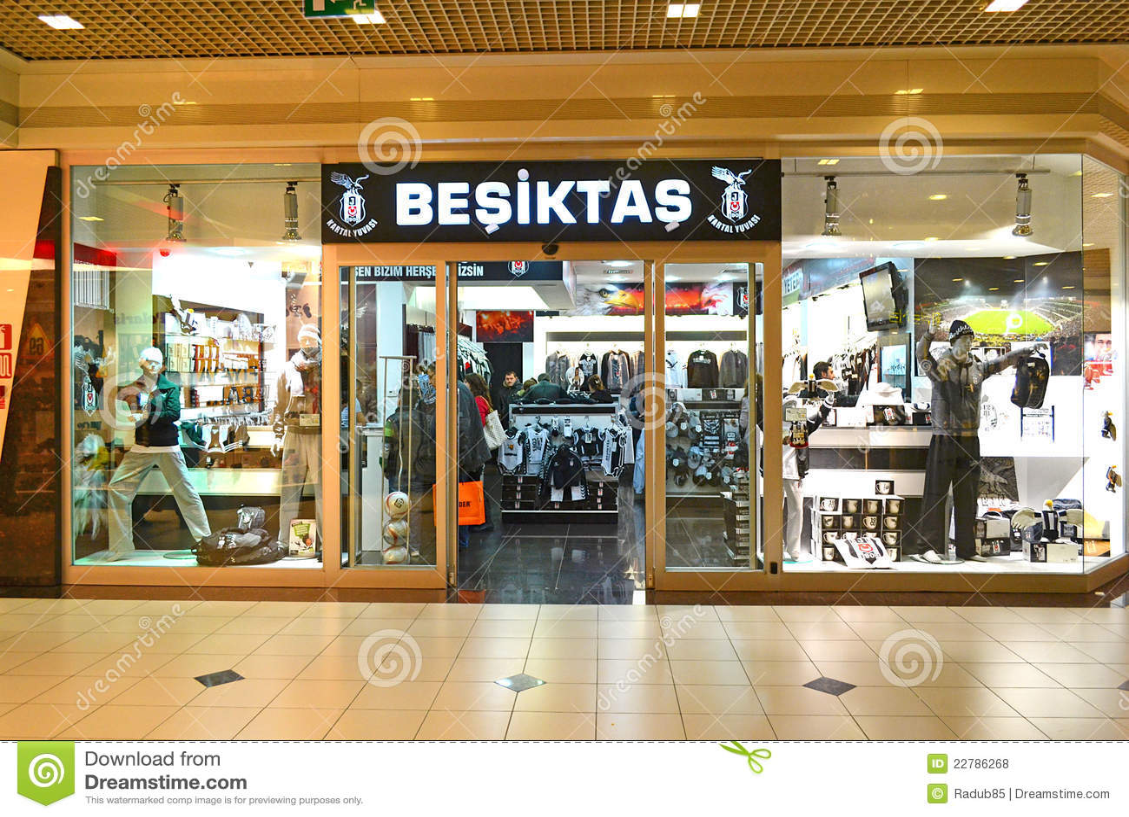 Bjk Shop