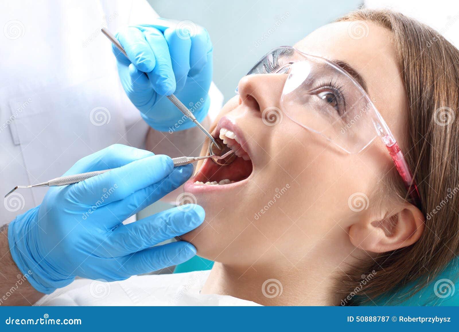 Beskådad muntlig hygien
