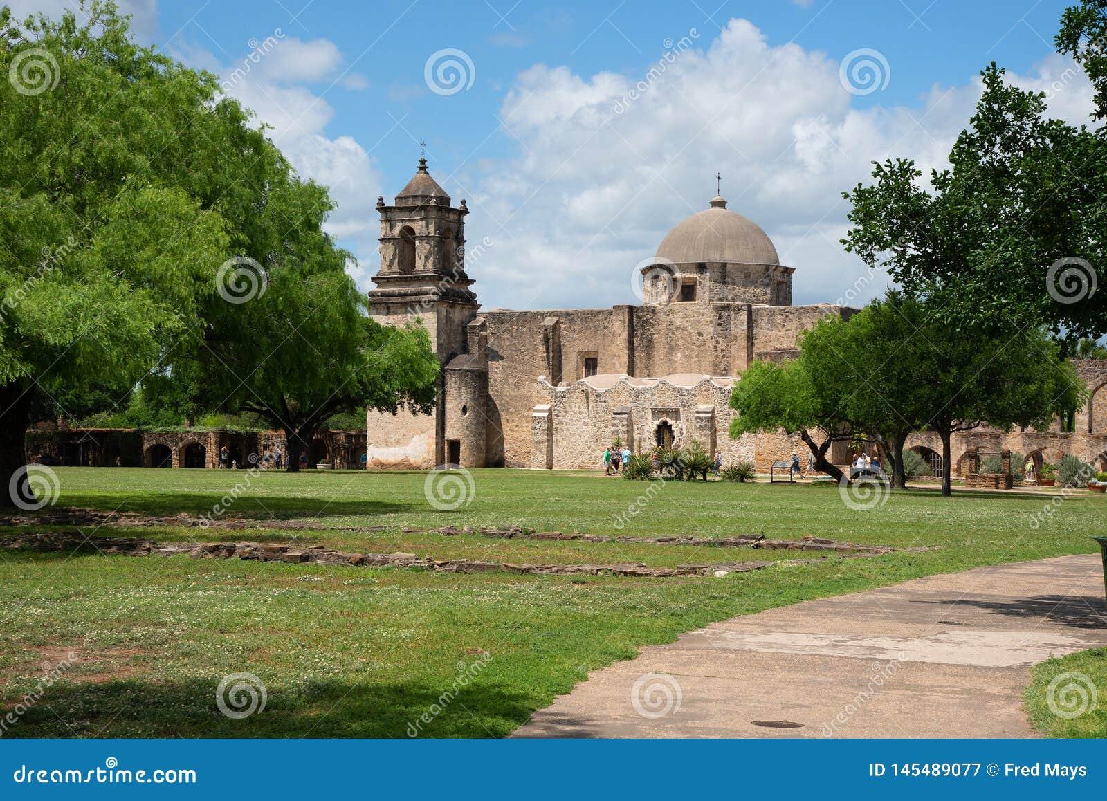 Beskickning San Jose San Antonio Texas