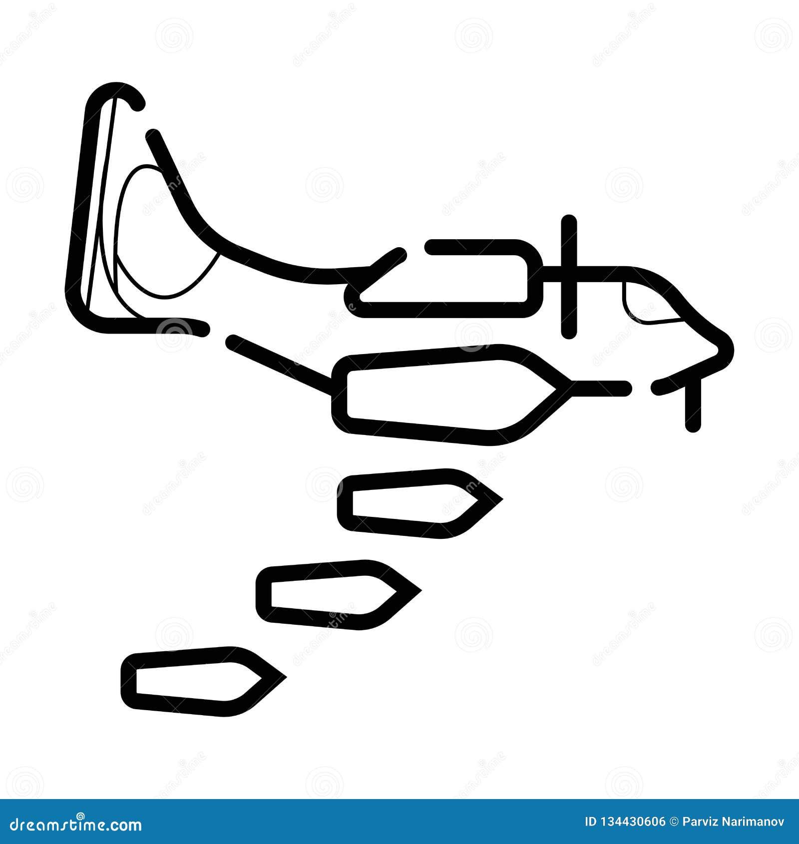 Beskjutningsymbol
