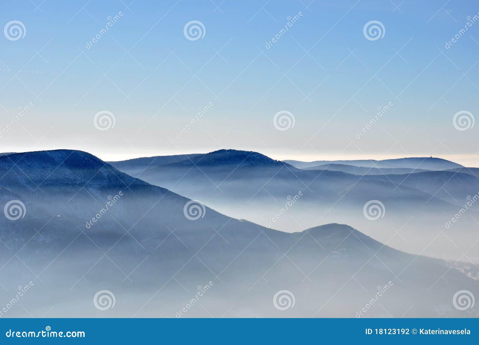 Beskydy berg