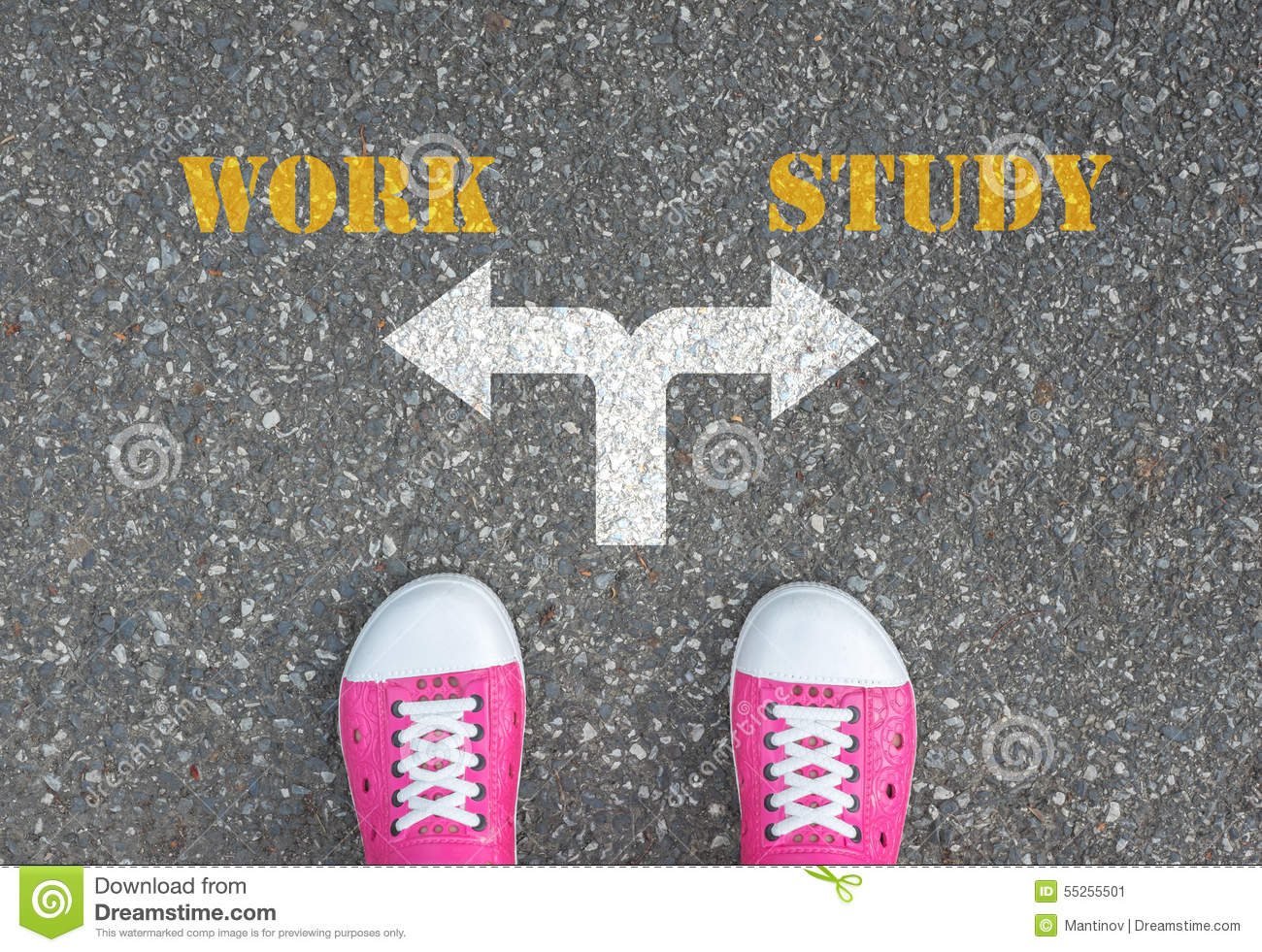 5 Ways to Work and Study at the Same Time - wikiHow