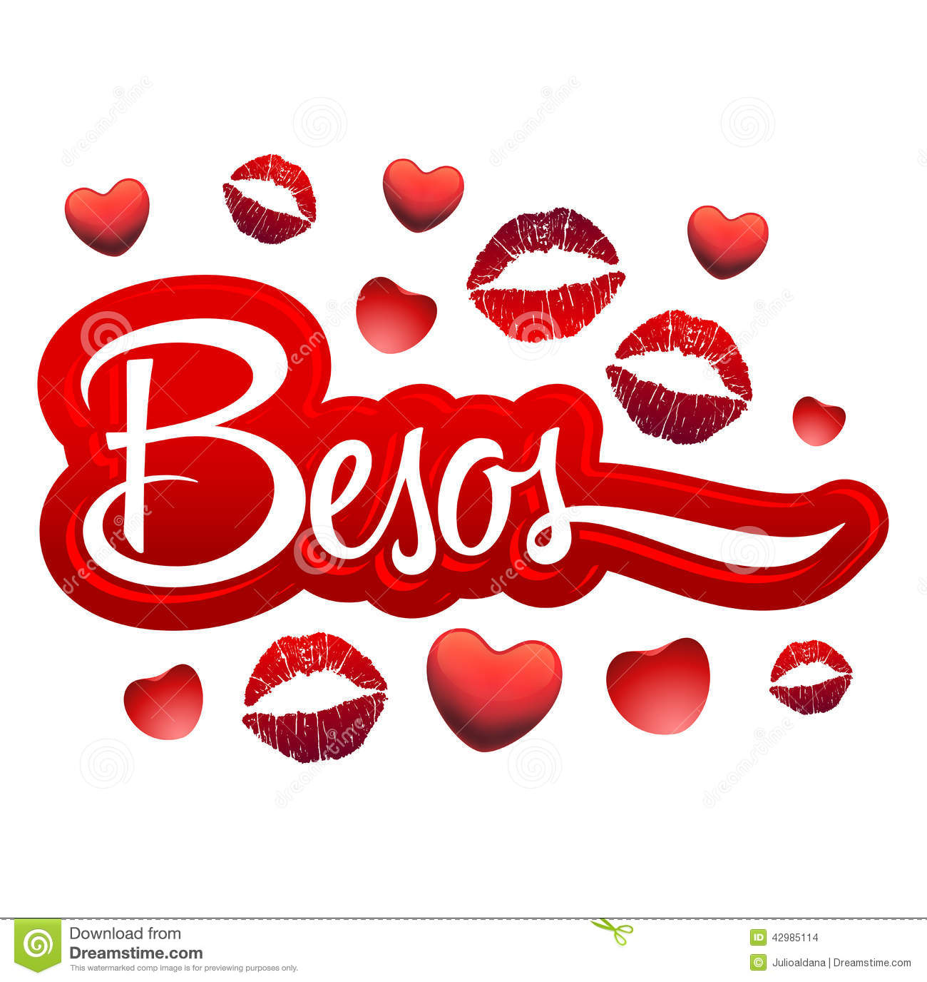 Besitos Romanticosricos Mmmm Para Ti