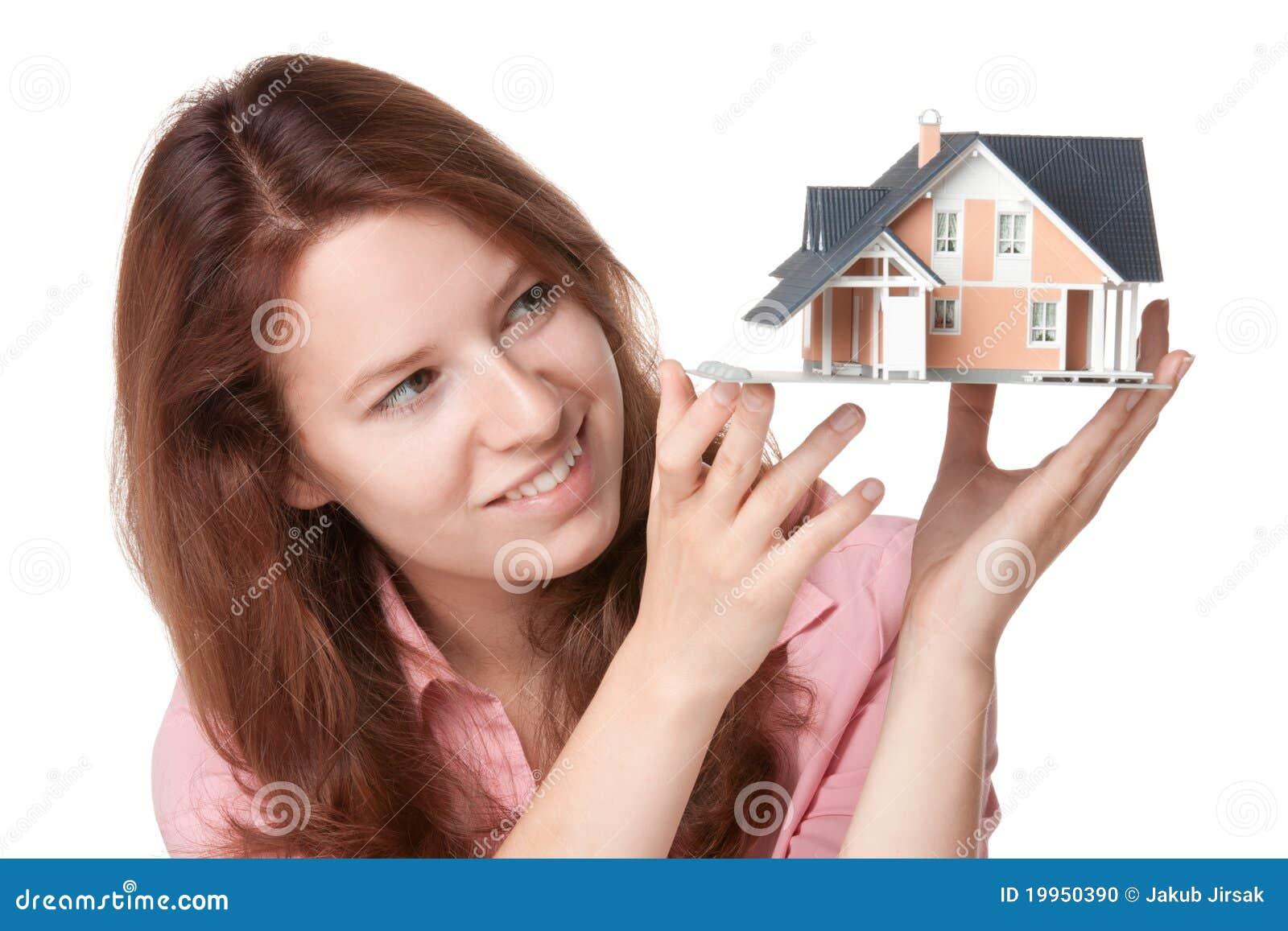 Beställare med huset