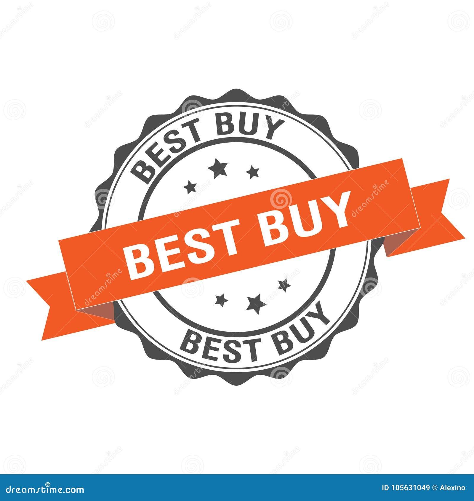 best buy stamp illustration stock vector illustration of best