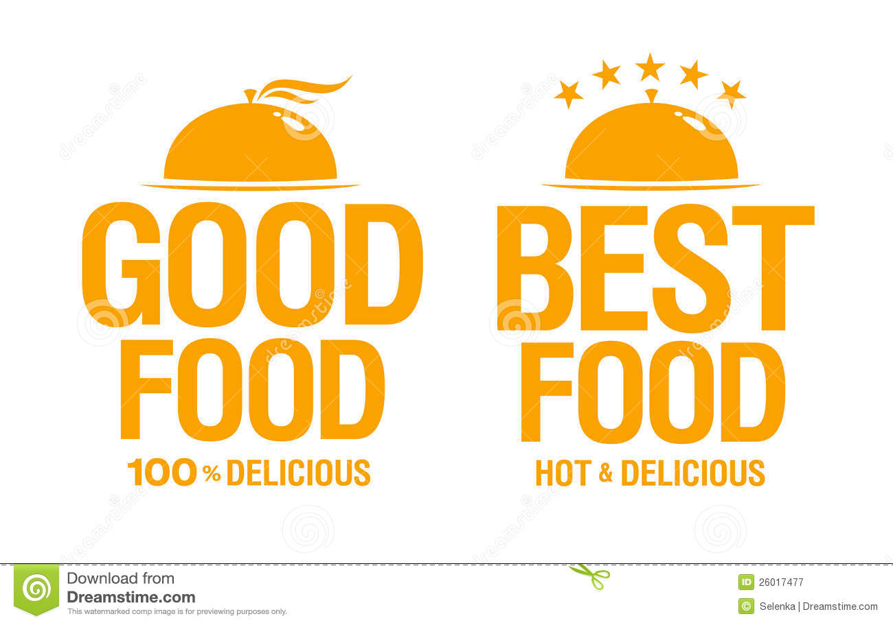 best delicious food signs royalty free stock photography   image