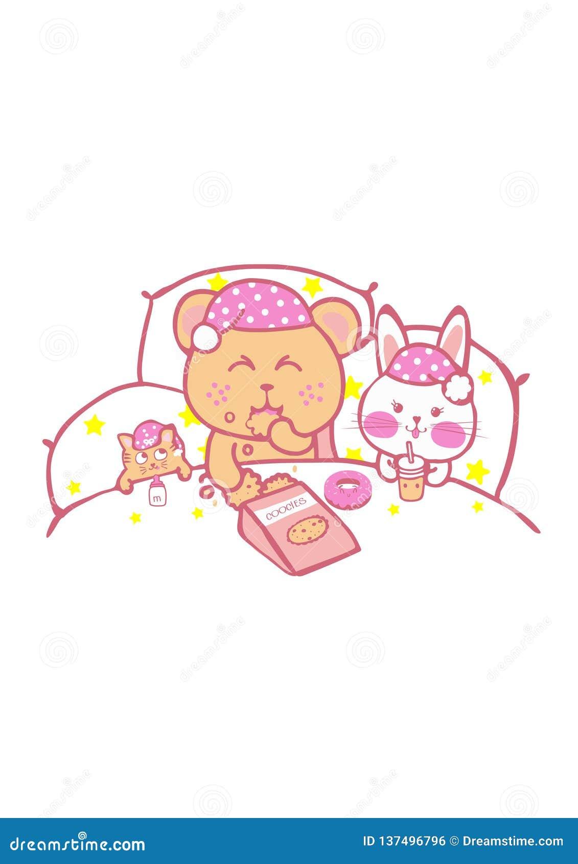 Best Friends Stock Illustration Illustration Of Star 137496796