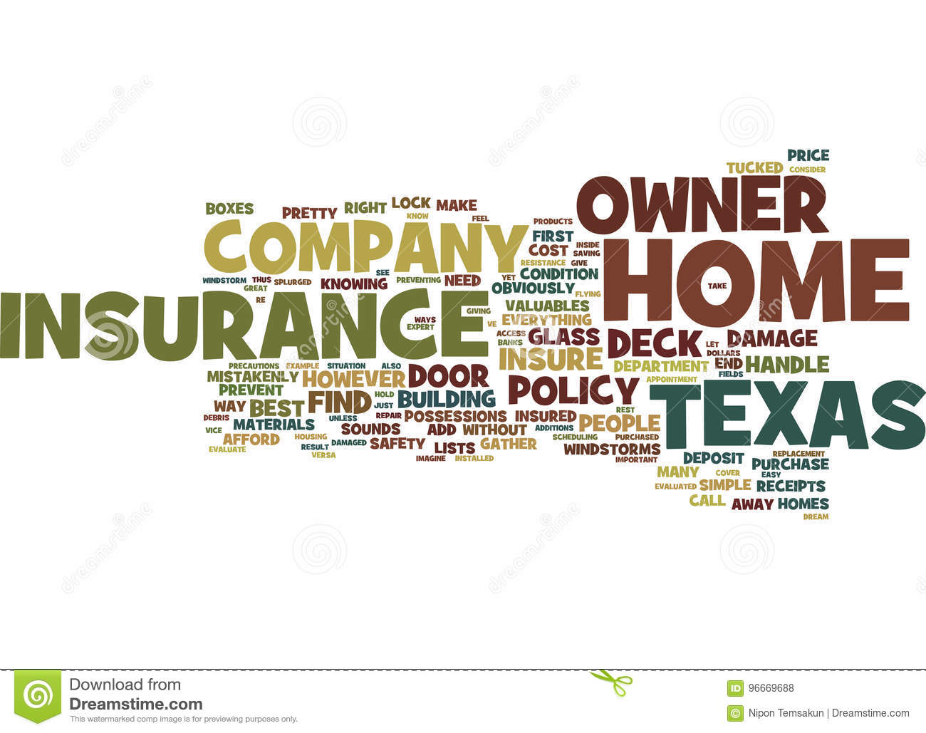 The Best Home Owner Insurance Company In Texas Text ...