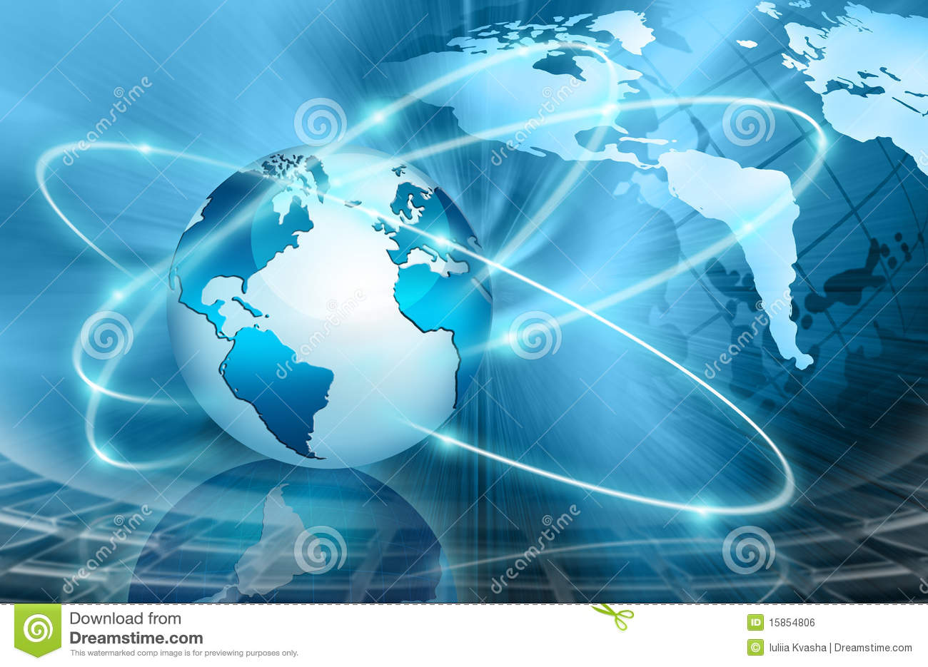 Best internet concept of global business from conc royalty for Global shows