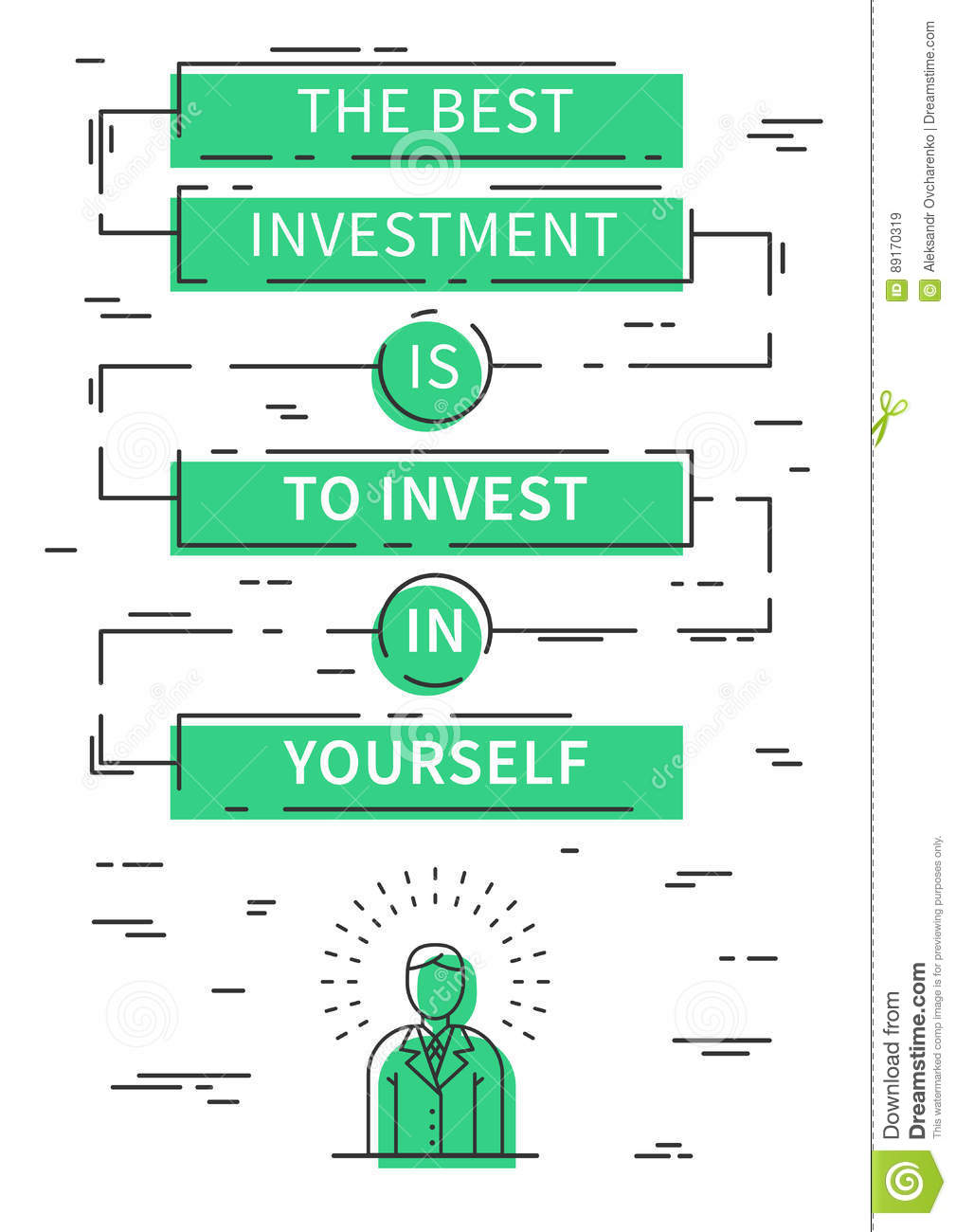 The Best Investment Is To Invest In Yourself Motivation