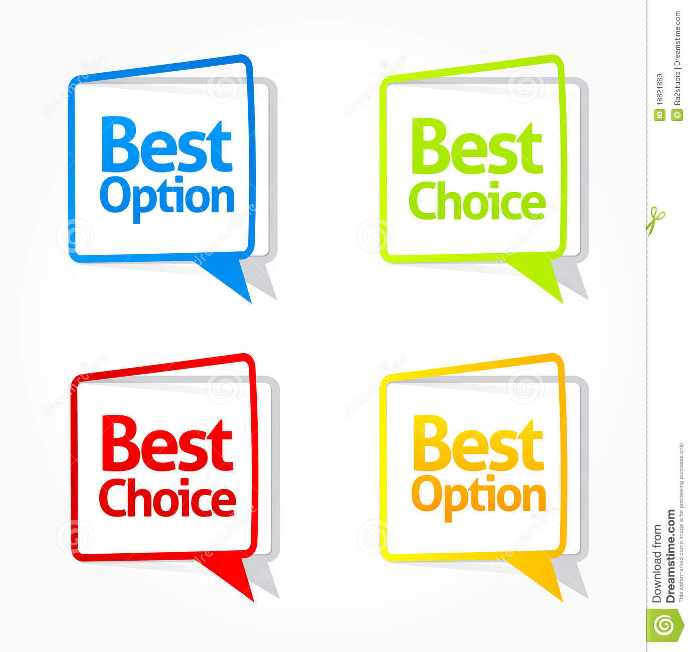 What is the best option