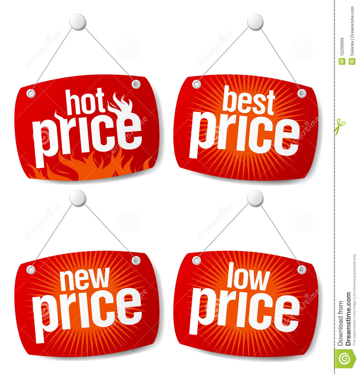 best price signs royalty free stock images image 15290999
