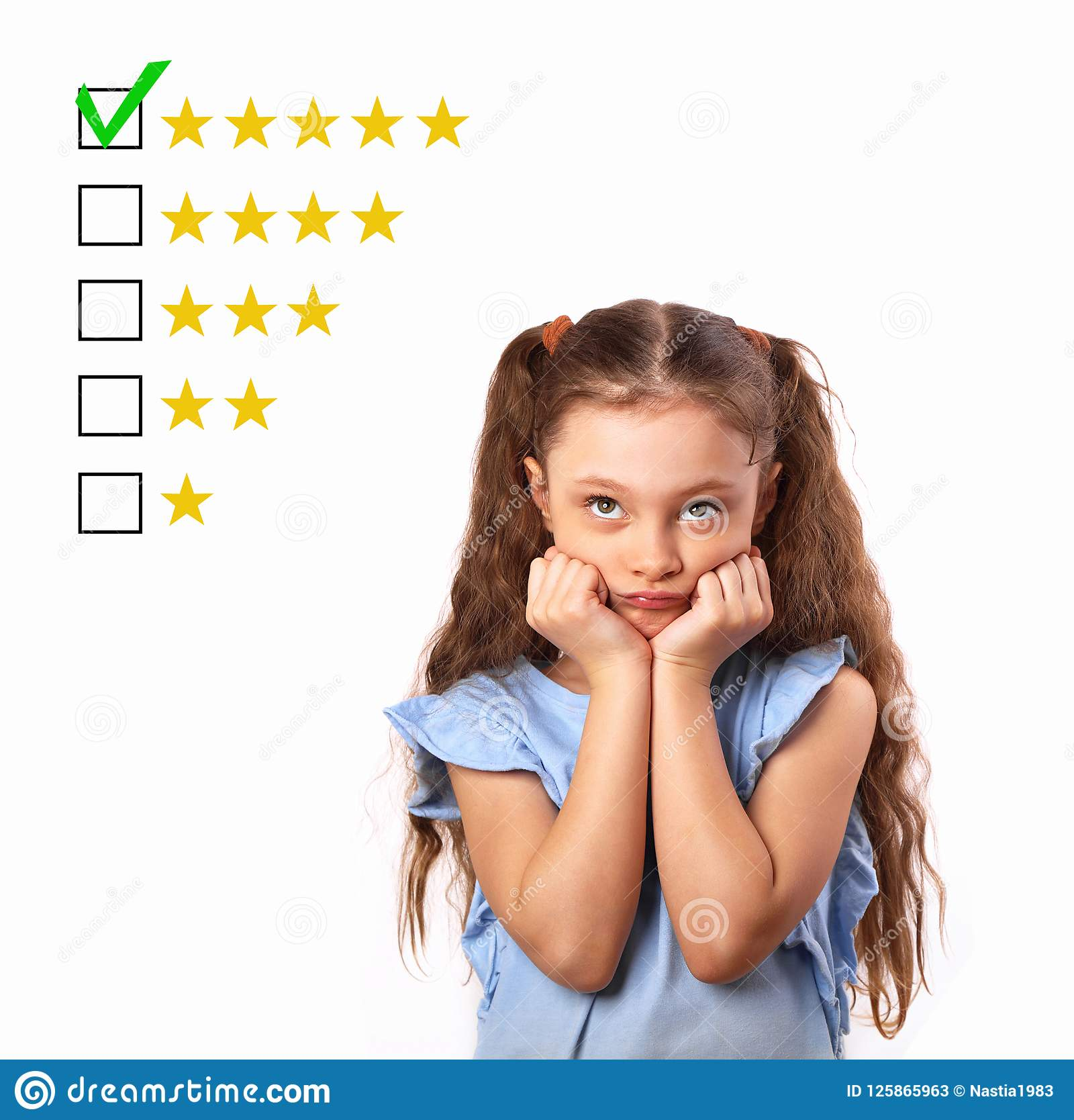 The best rating, evaluation, online rewiew. Business thinking st