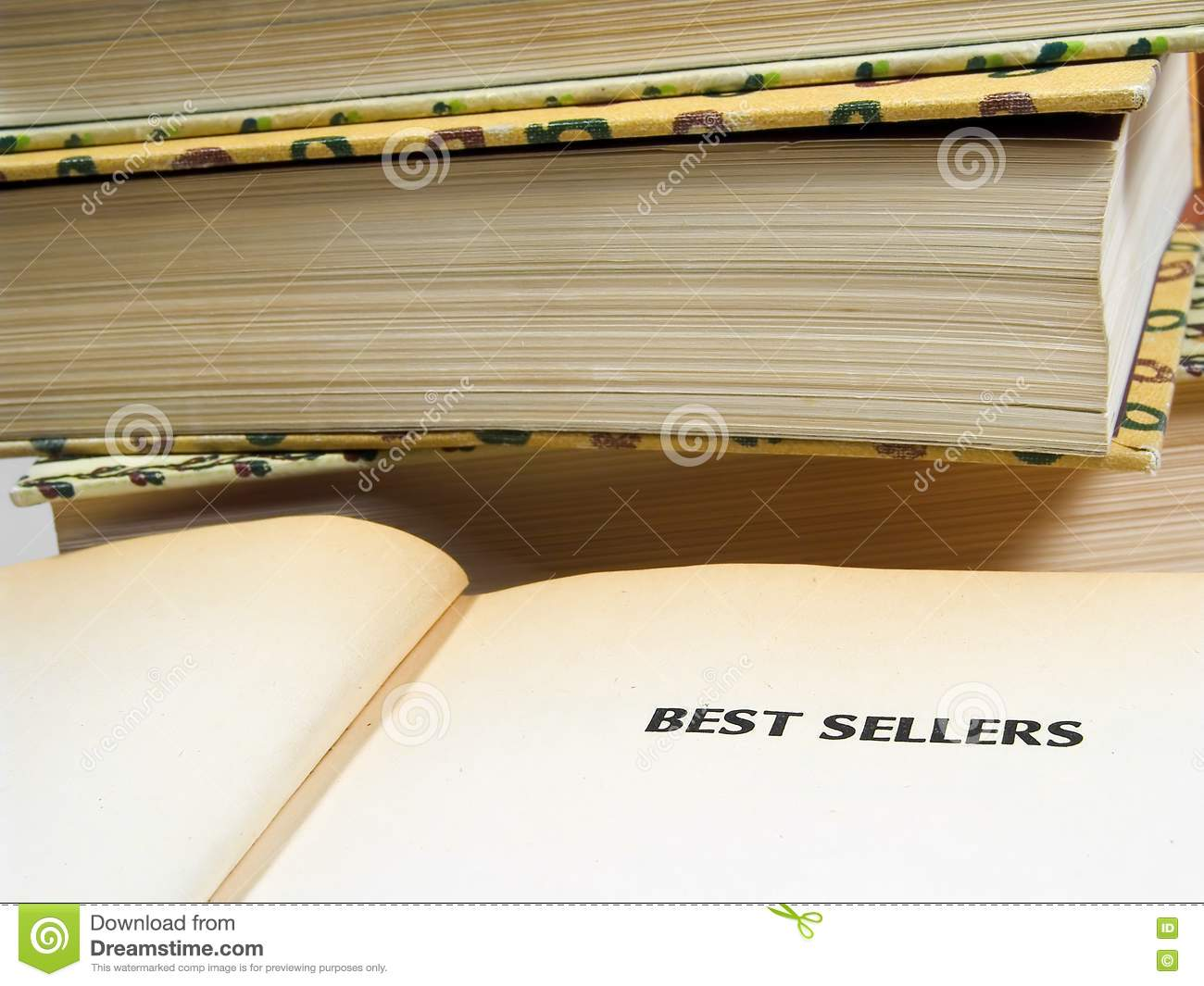 Download Best Sellers stock photo. Image of school, text, novels - 30442