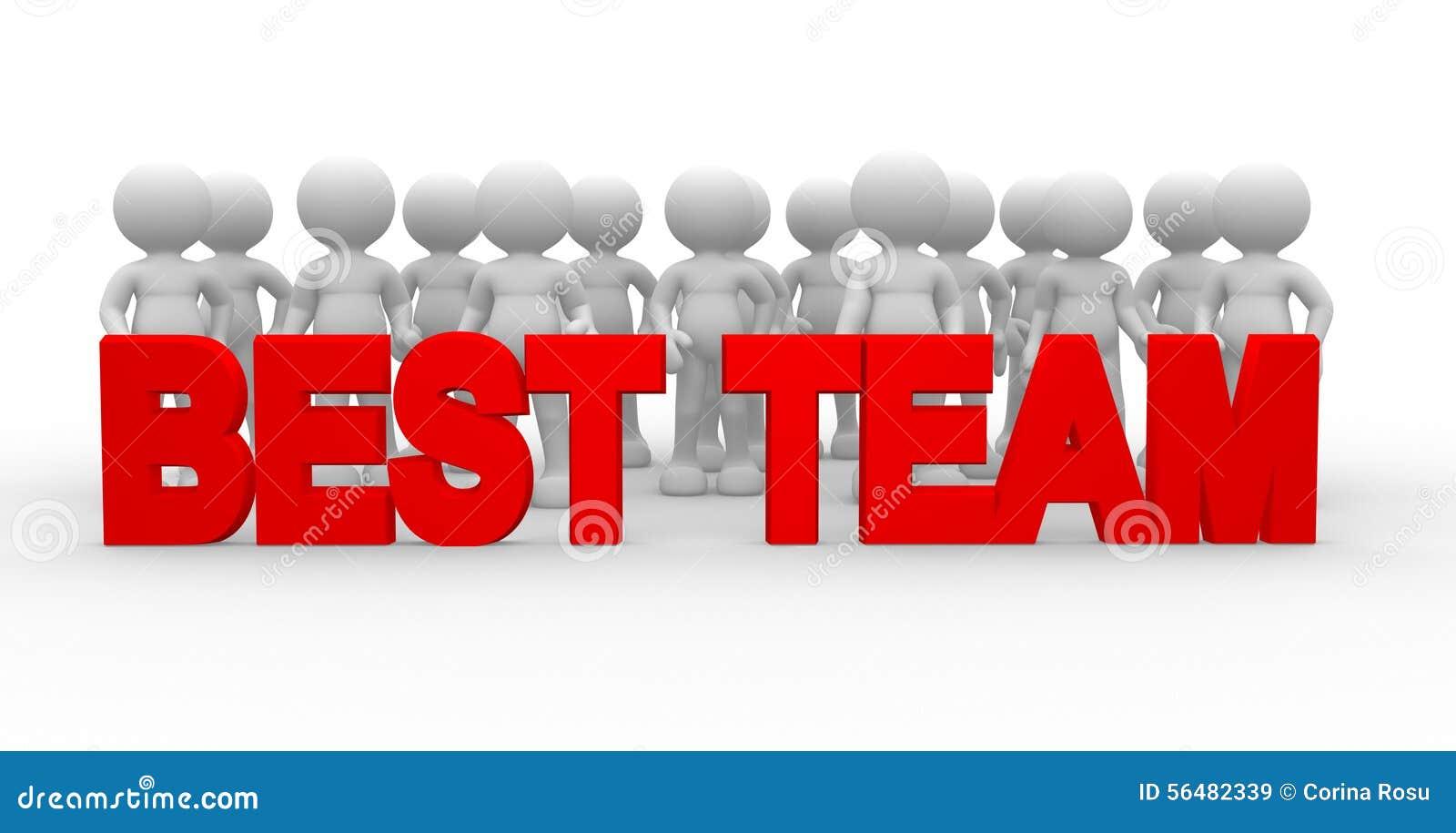Best team stock illustration illustration of friendship for Top best images