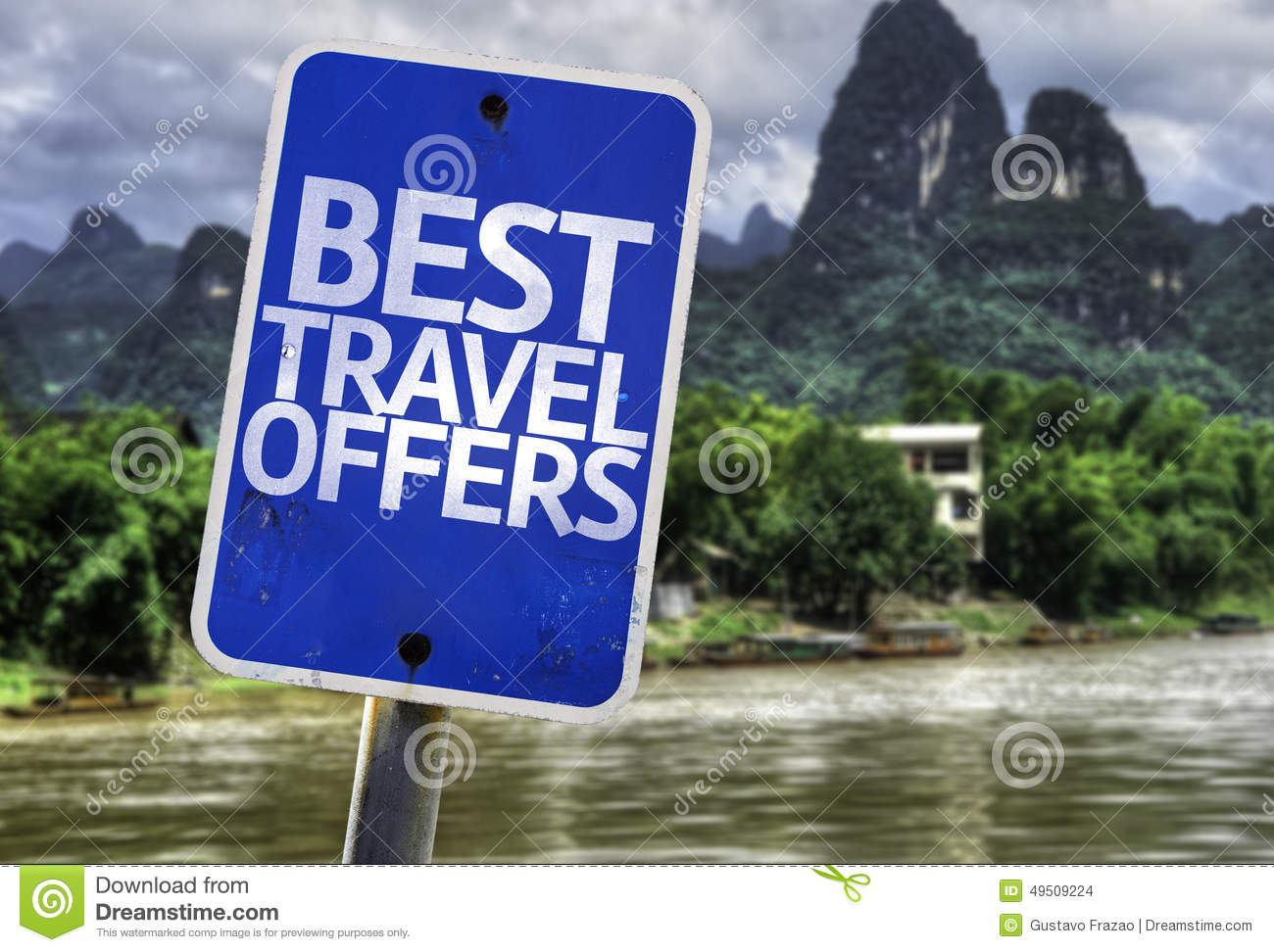Hotel deals website on tablet royalty free stock for Best hotel offers