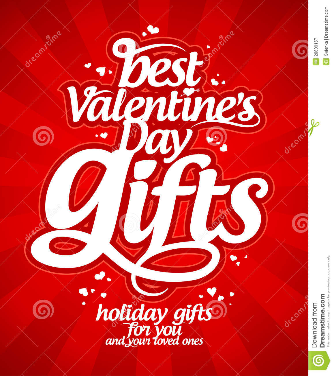 Best valentine s day gifts royalty free stock photography for Best gift in valentines