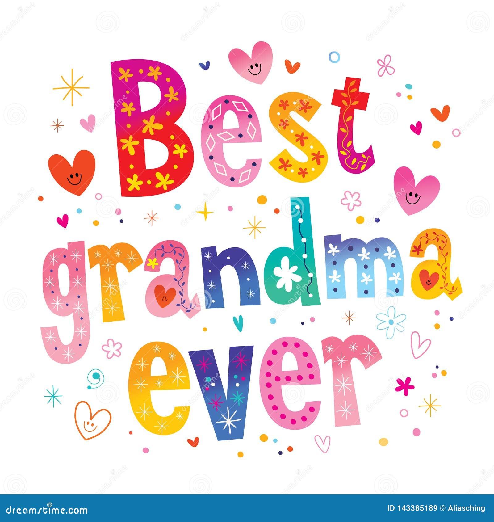 Beste oma ooit
