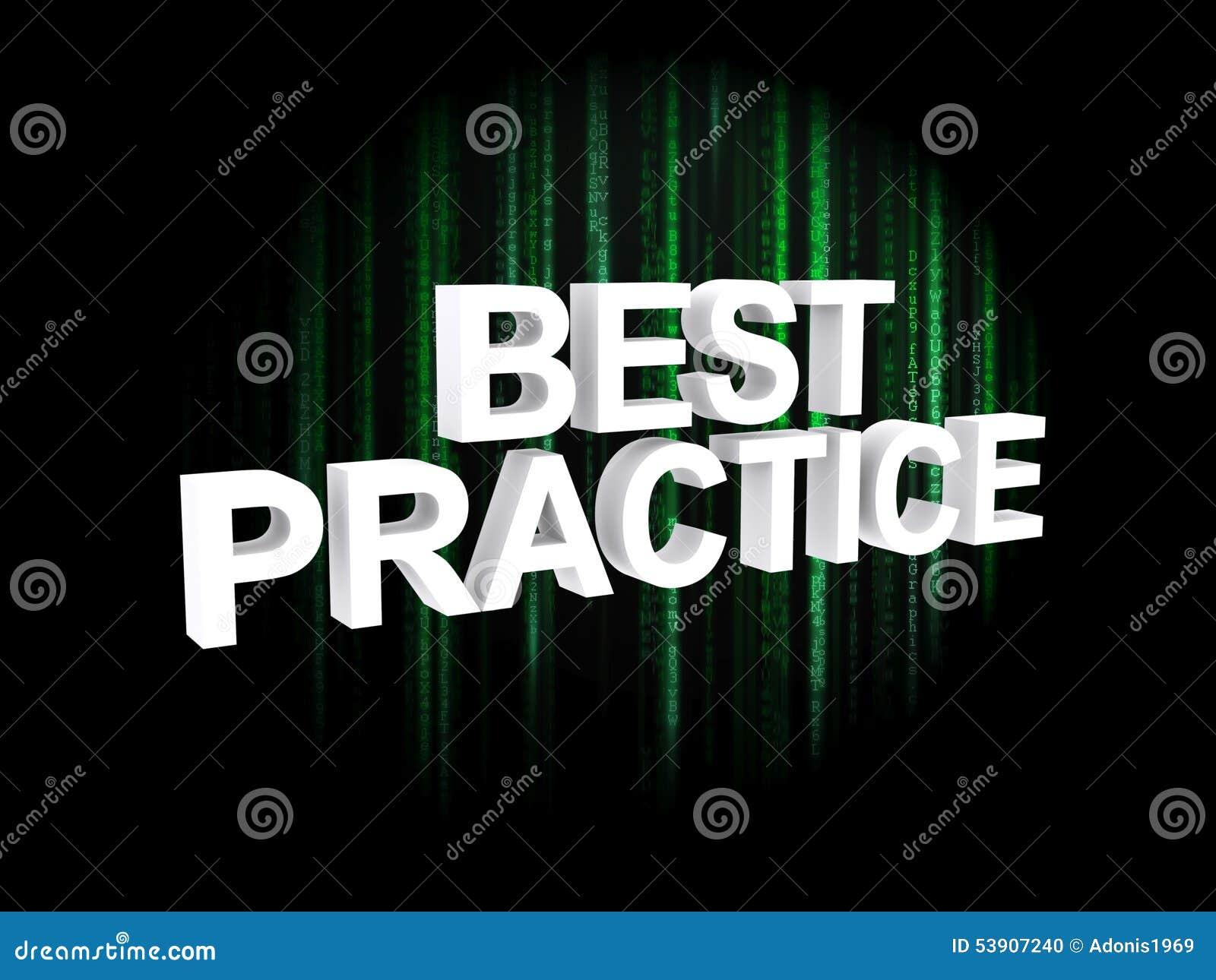 Beste praktijken