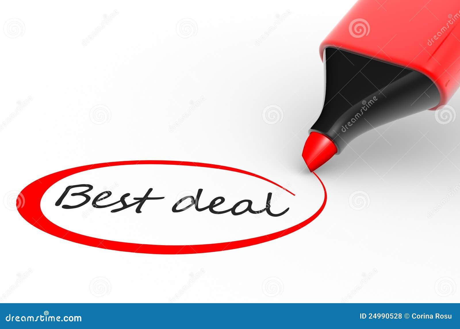 Bestes Abkommen
