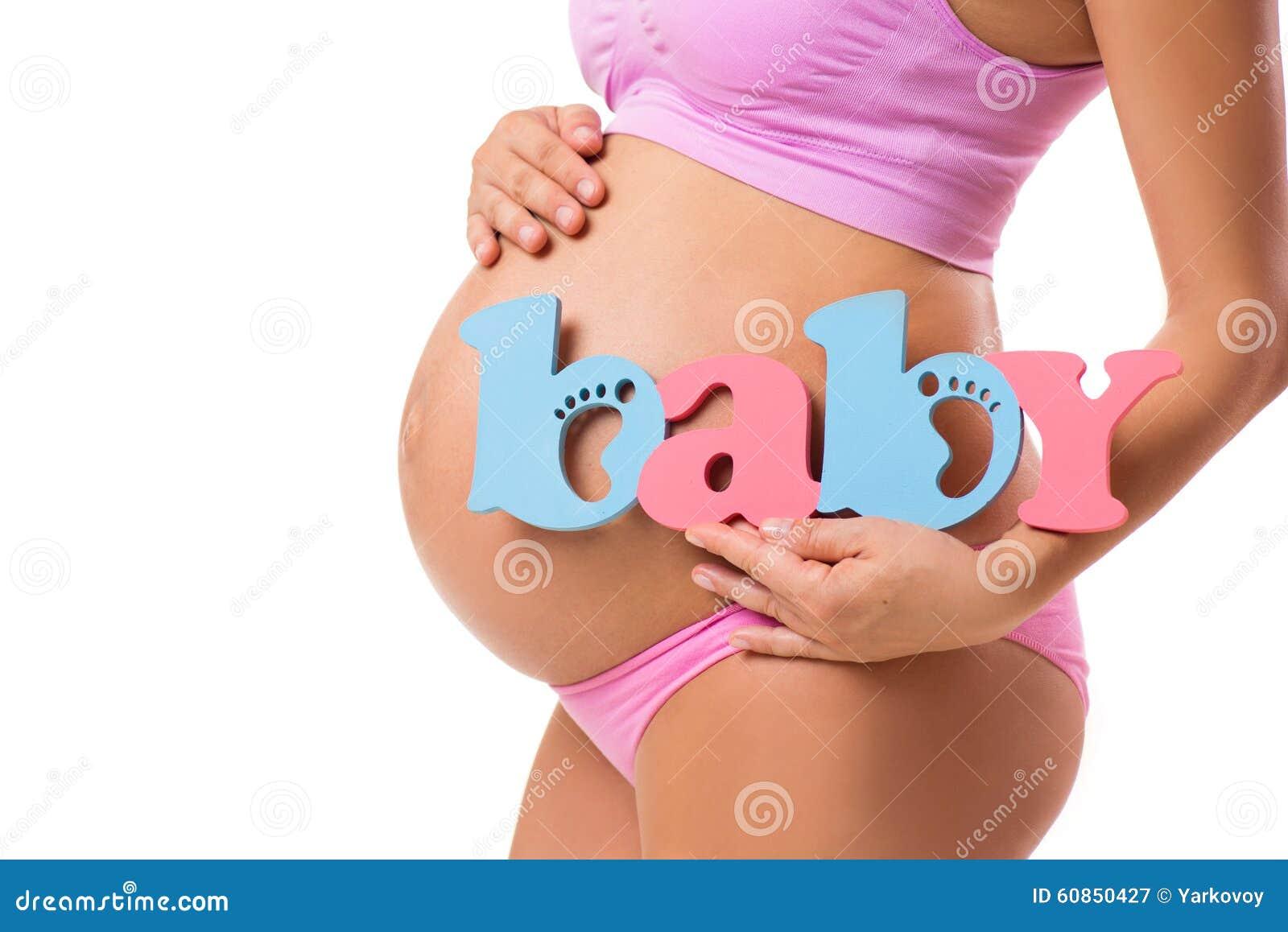 schwangere junge und mädchen sex
