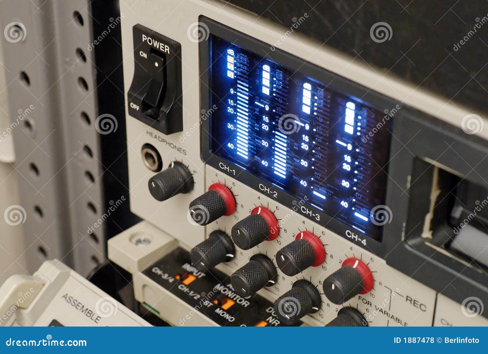 Beta vcr för broadcastregistreringsapparatsp