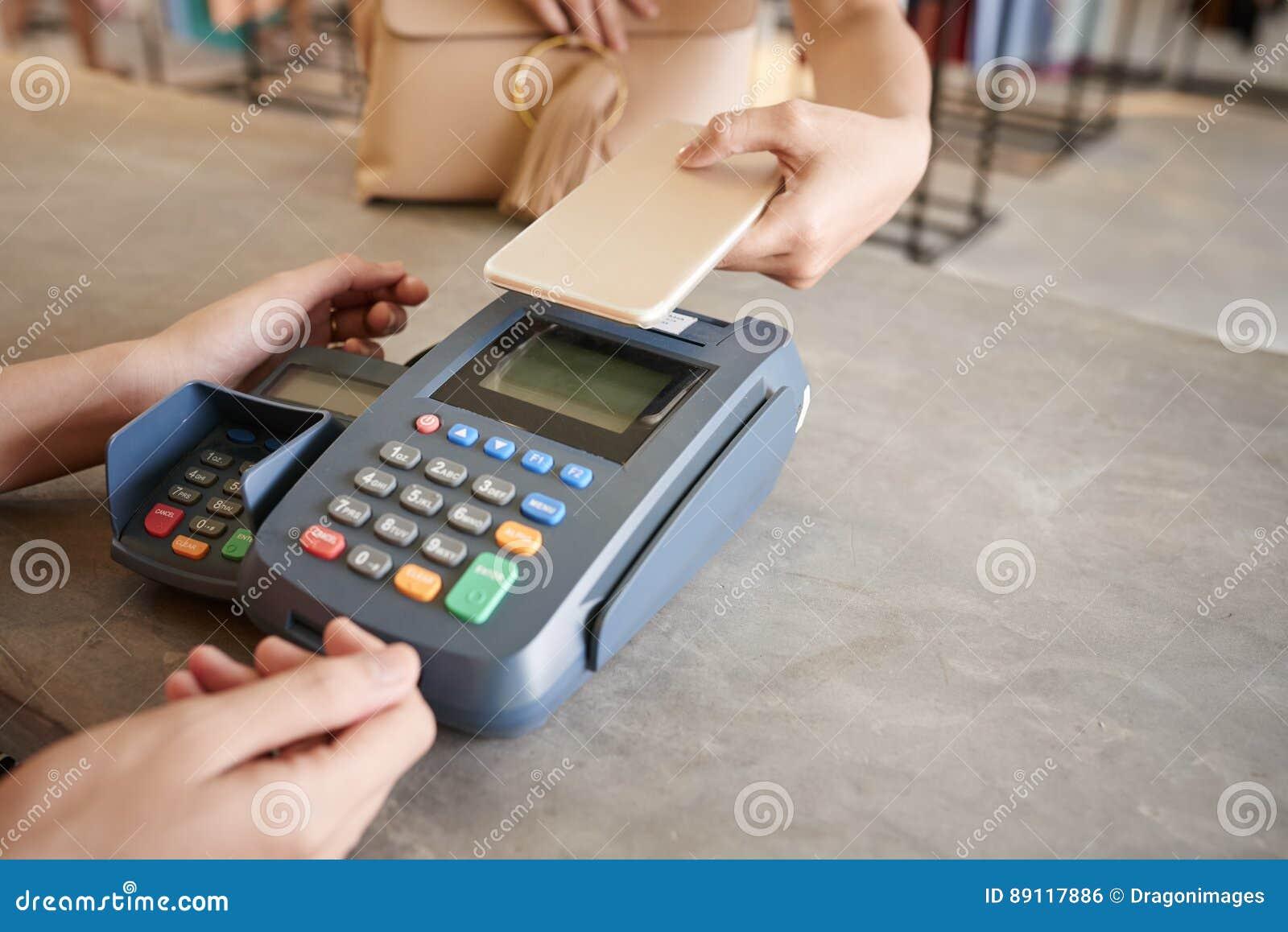 Betala för bill
