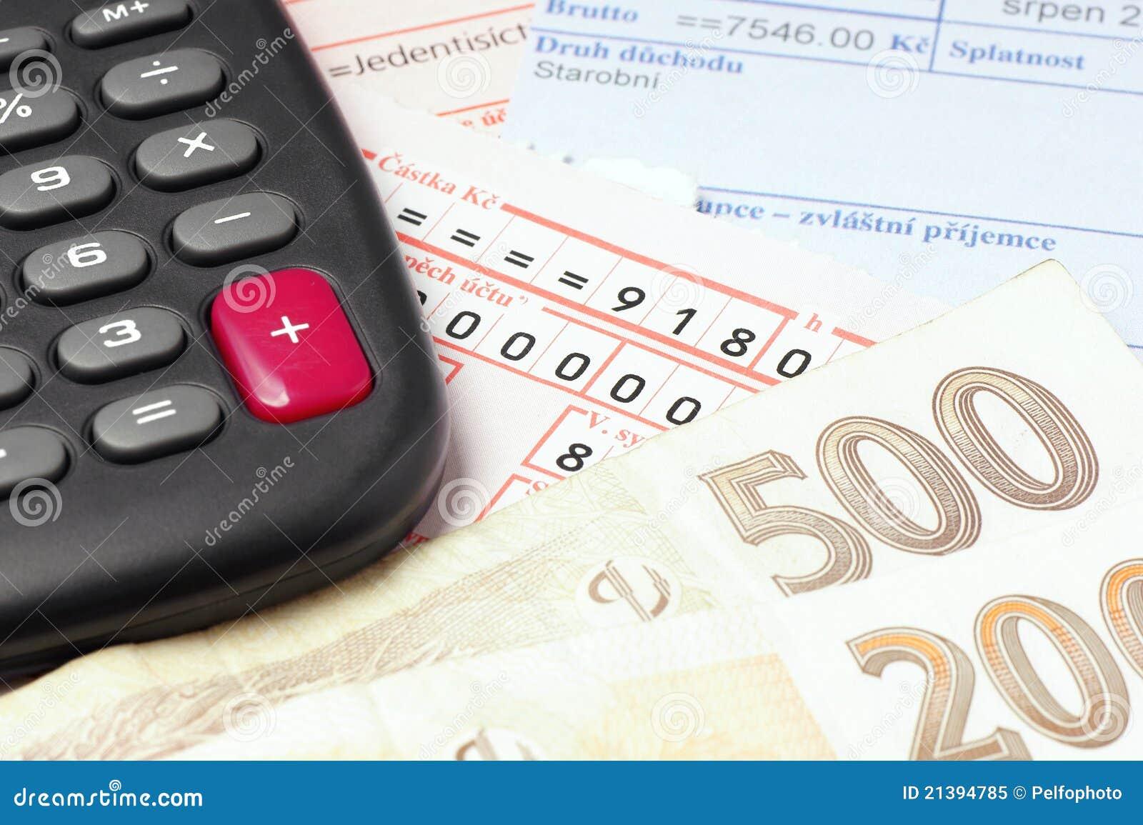 Betala för bills