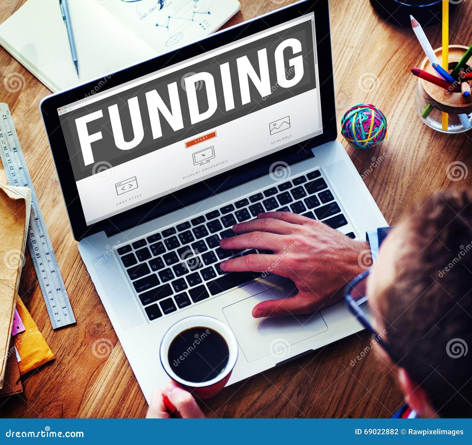 Betala Fundraising global affär för finans investera begreppet