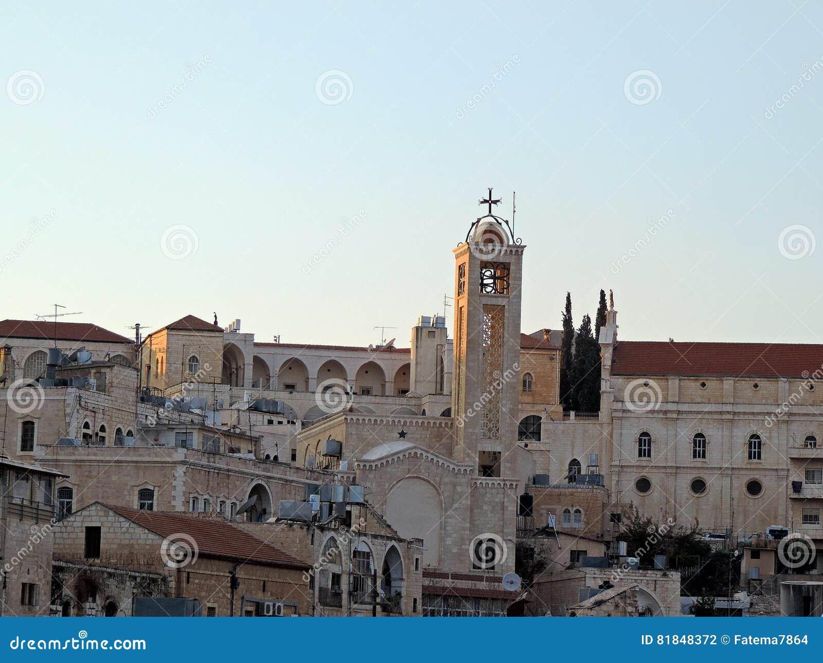 Bethlehem-Skyline