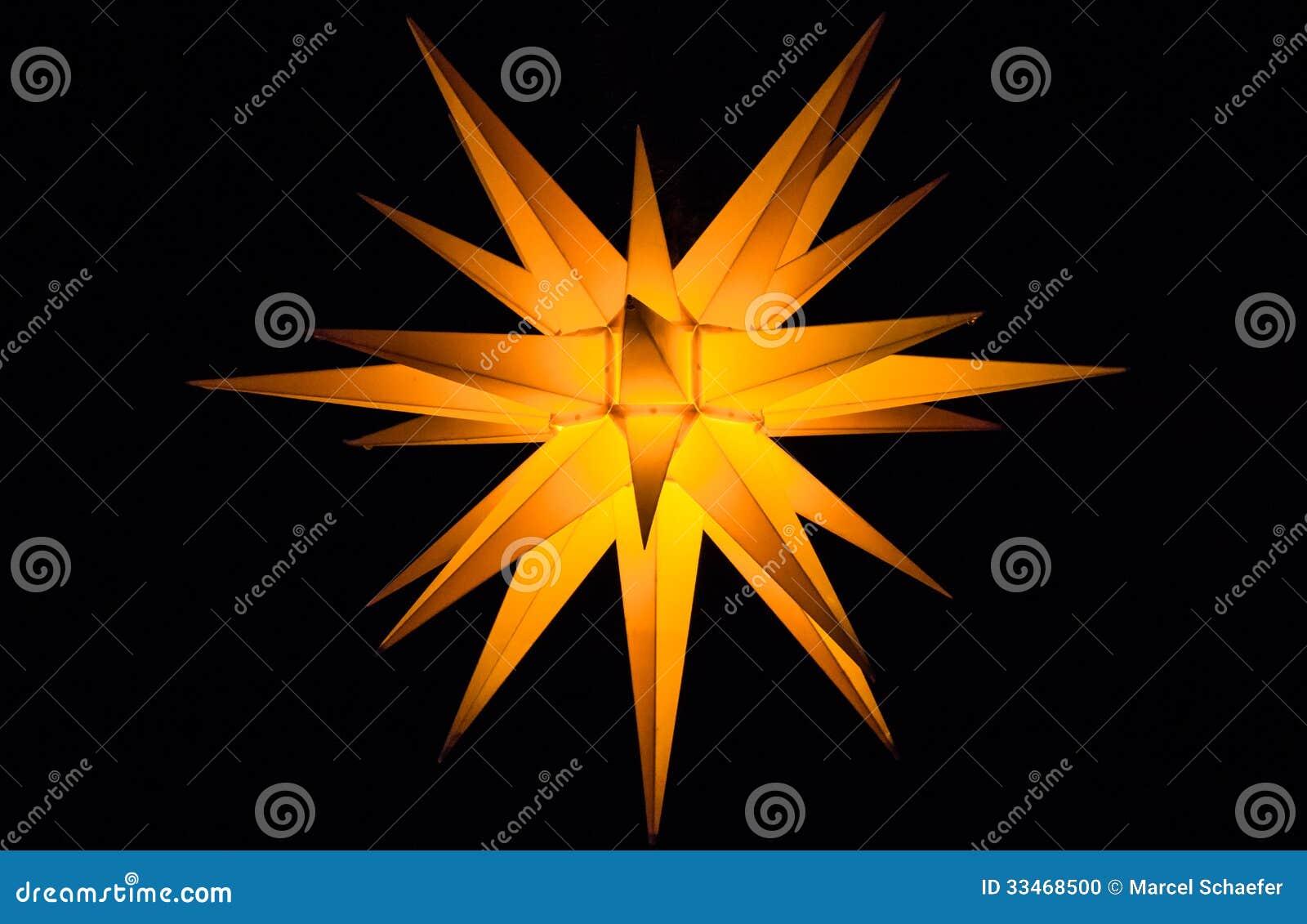 bethlehem-stern stock abbildung. illustration von umgebung