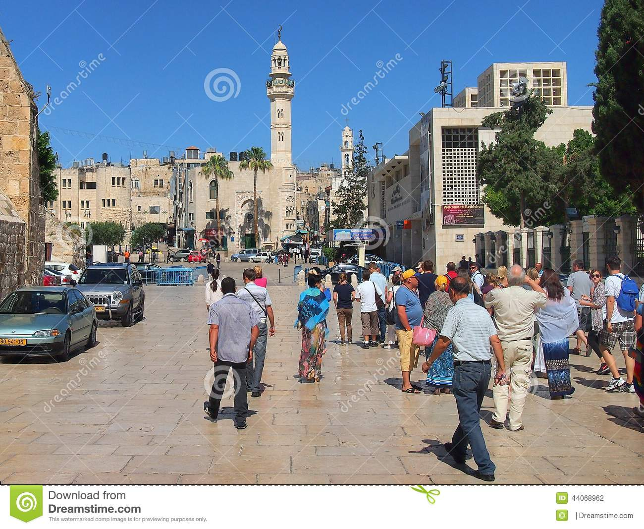 Bethlehem Palestinian  city pictures gallery : Bethlehem on the West Bank, Palestinian Administered Territory.