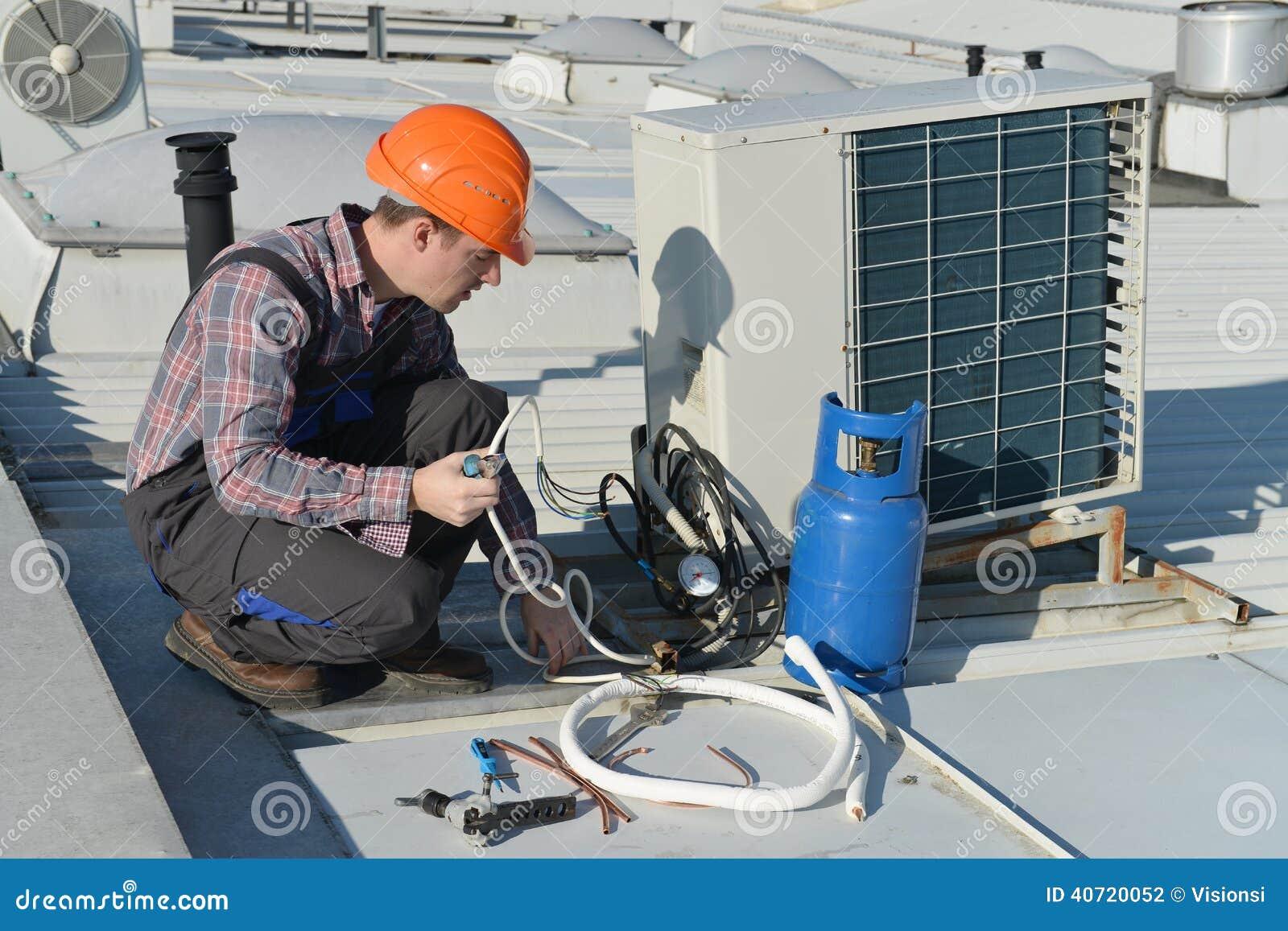 Betingande reparation för luft