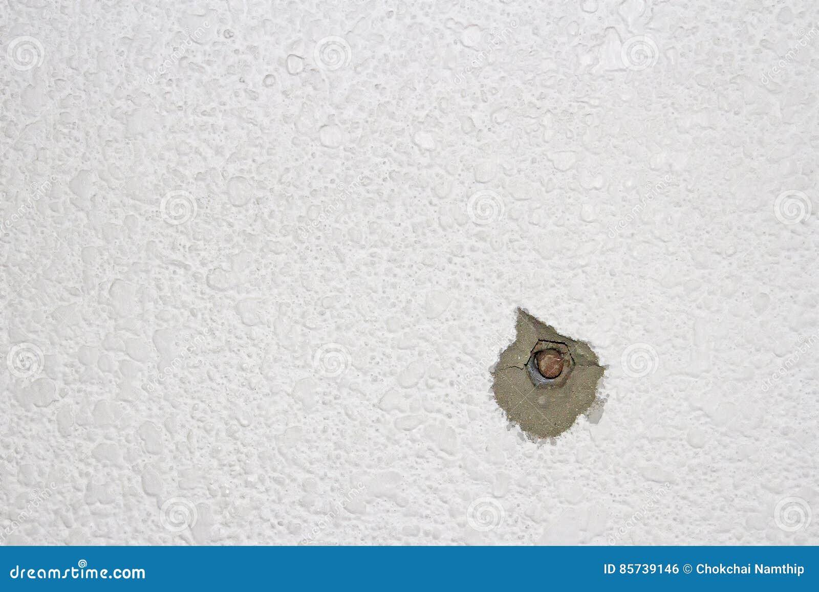Håltagning i betongvägg