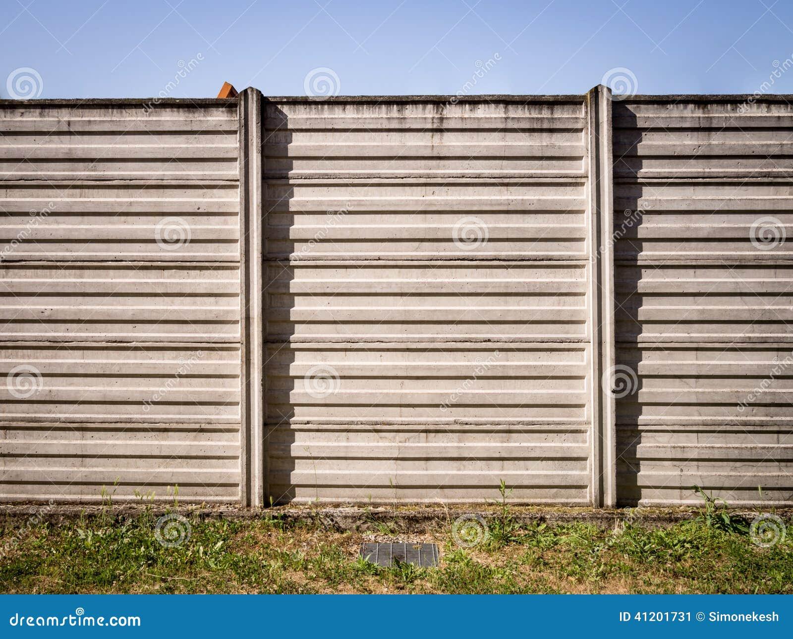 Betonowa ściana przemysłowy tło