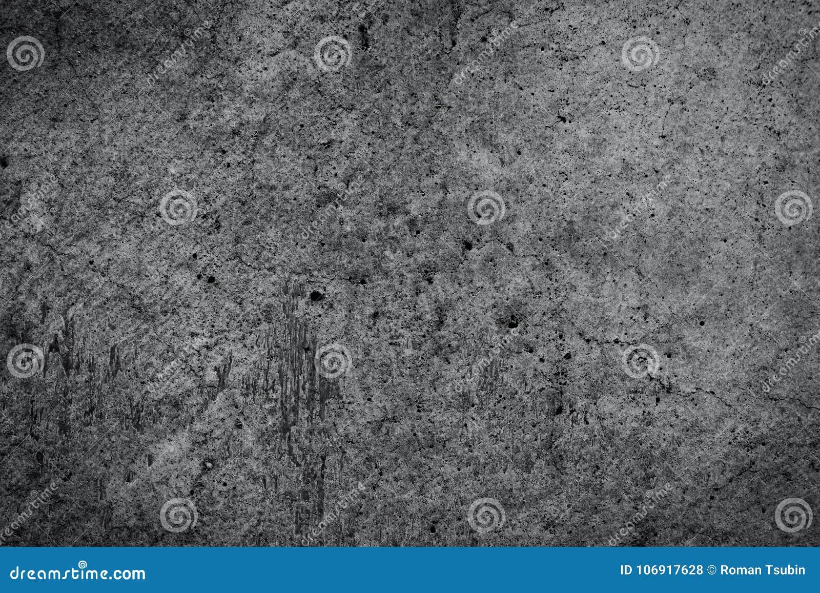 Betonowa grungy tekstura